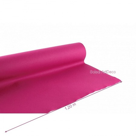 Roll tablecloth Navy blue non-woven, dim.1.20 x 10 m, Airlaid fabric effect for wedding ceremony