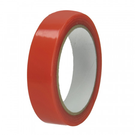 Tacky translucent double-sided super adhesive tape, width 24mm, 5 meters