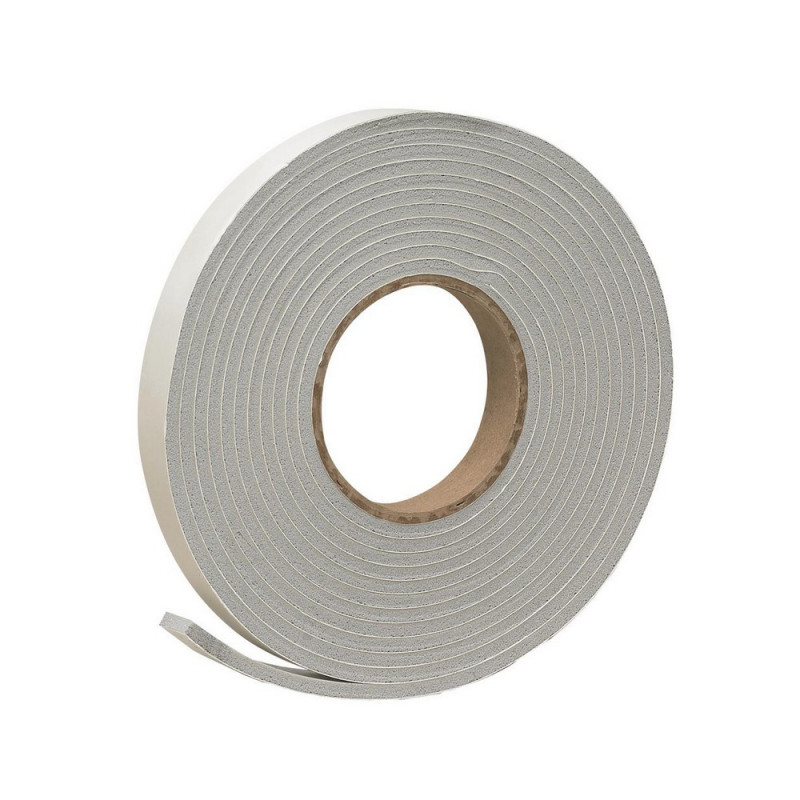 Double-sided adhesive tape, 3D foam, thickness 2 mm, width 10 mm, 2 m