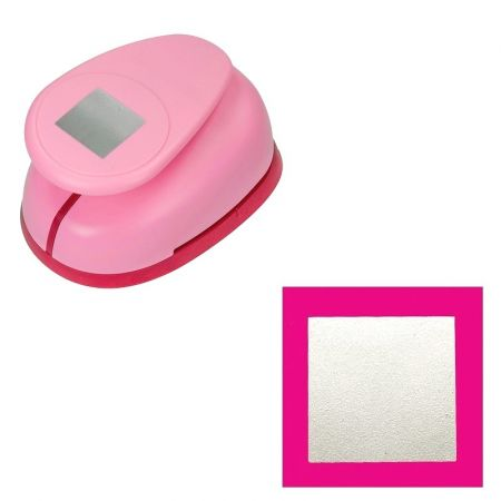 Small square Pattern Punch, 11 x 11 mm, 5/8 Inch